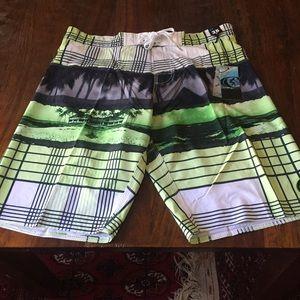 Wave Life Board Shorts